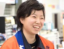 ・佐世保日宇店 田 麻央さん