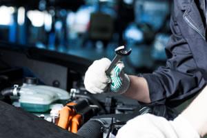 自動車整備士・自動車検査員の育成
